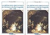 echange, troc Bost - Les predicants protestants en 2 vols
