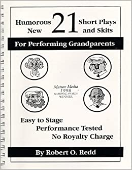 21 Humorous, New, Short Plays and Skits for Performing ...
