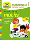 Maths Moyenne Section (4/5 ans) cover image