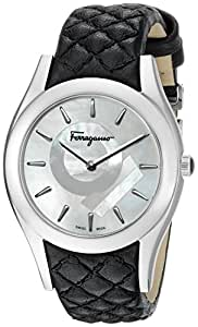 Salvatore Ferragamo Women's FG4060014 LIRICA Analog Display