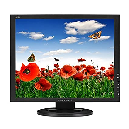 "HannsG HX19RB Chassie Ecran PC LED 19"" 1280 x 1024 5 ms HDMI/VGA Noir"
