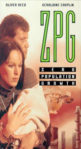 Zero Population Growth [VHS] [Import] Oliver Reed Geraldine Chaplin Don Gordon Diane Cilento Eugene Blau Paramount