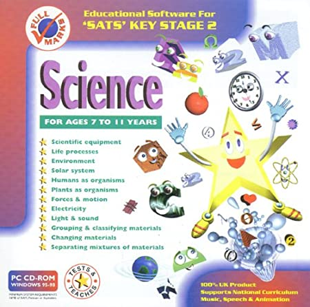Full Marks Key Stage 2 Science