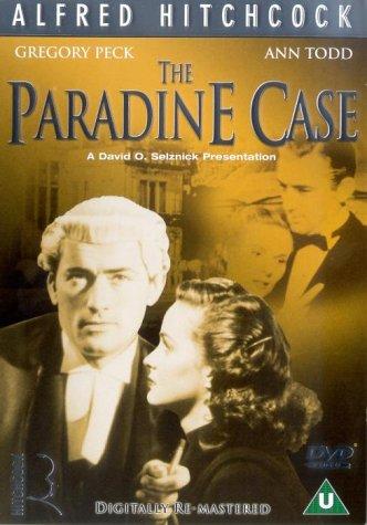 Paradine Case (Hitchcock) [DVD]