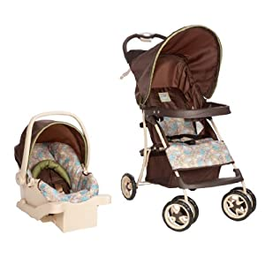 Cosco Sprinter Go Lightly Travel System, Kontiki