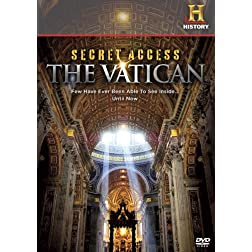 Secret Access: The Vatican