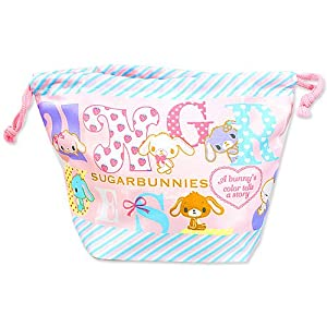 [Bunnies] quick-drying lunch box case TM Sanrio kids tableware lunch supplies series