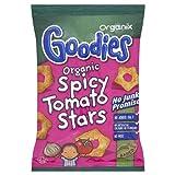 Organix Organic Goodies Spicy Stars 15x15g