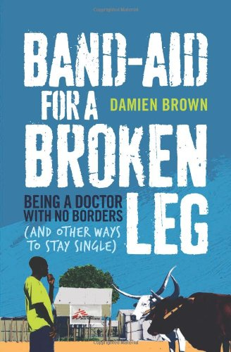 Band Aid Broken Leg Doctor Borders