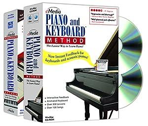 eMedia Piano Keyboard Method Deluxe v3 by eMedia Music Corp Digital Software