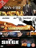 echange, troc Man on Fire/the Transporter/the Siege [Import anglais]