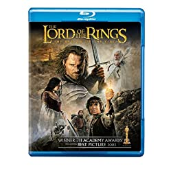 Lord of the Rings: The Return of the King (BD) [Blu-ray]