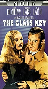 The Glass Key [VHS]