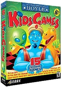 Hoyles Kids Games 2003