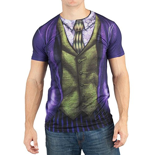 DC-Comics-Mens-Joker-Sublimated-Costume-T-shirt