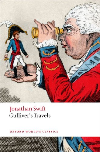 the portrayal of the ideal world in gullivers travels and the history of rasselas