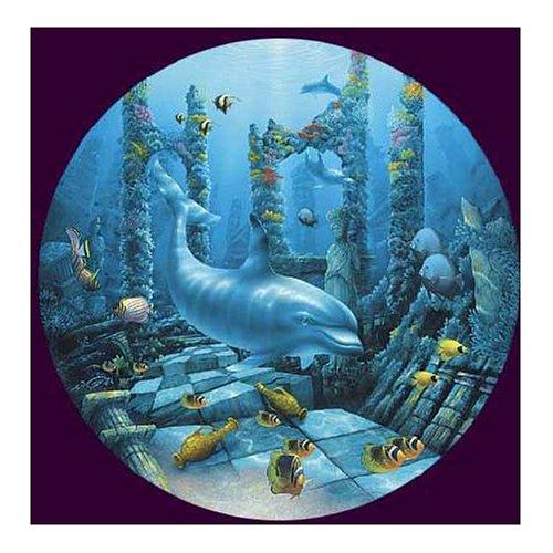 Master Pieces Deep Secrets 500 Piece Jigsaw Puzzle