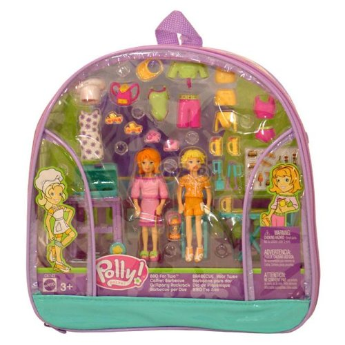 Polly Pocket: BBQ for Two Playset