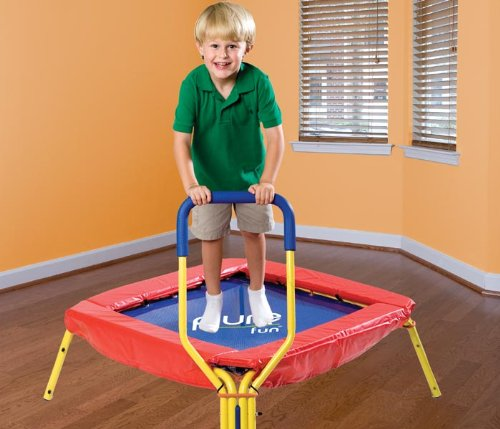 Pure Fun Kids First Jumper Trampoline