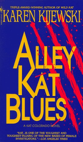 Image for Alley Kat Blues (Kat Colorado Mysteries)