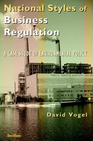 National Styles of Business Regulation: A Case Study of Environmental Protection