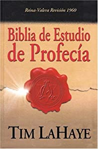 Biblia de Estudio de Profecia-RV 1960: Amazon.es: Tim