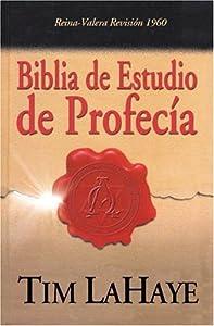 Biblia de Estudio de Profecia-RV 1960: Amazon.es: Tim