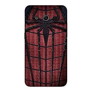 Web Wear Back Case Cover for Galaxy Core 2