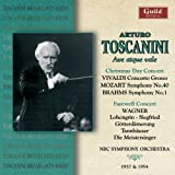 Toscanini-Christmas Day & Farewell Concerts-1937 &
