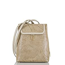 Darcy Backpack<br>Taupe Havana