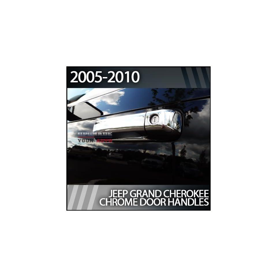 2005 2010 Jeep Grand Cherokee Chrome Door Handles