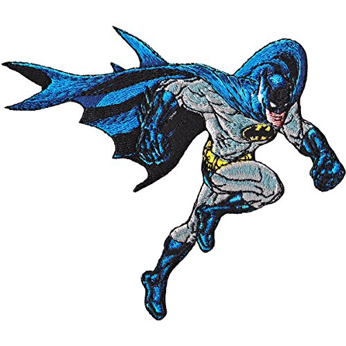 Application DC Comics Batman Running Patch - 1