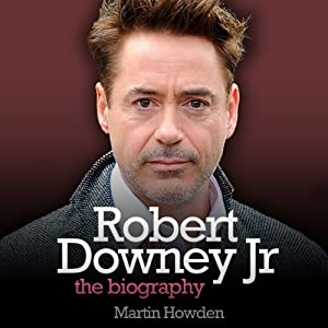 Robert Downey, Jr. Audiobook