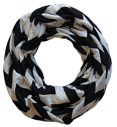 McMillan Imports Infinity Nursing Scarf (black) - 1