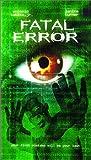 echange, troc Fatal Error [VHS] [Import USA]