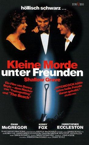 Kleine Morde unter Freunden [VHS]
