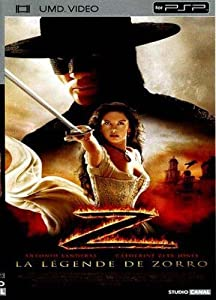 La Légende de Zorro [UMD]