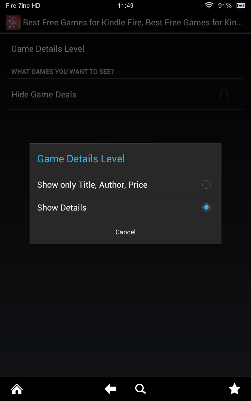 Amazon.com: free games for kindle fire - Games: Apps & Games