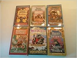 a review of the book salamandastron by brian jacques Doomwyte has 3,904 ratings and 129 reviews josiah said: doomwyte is the twentieth full-length novel of i forgot how pleasant brian jacques books are.