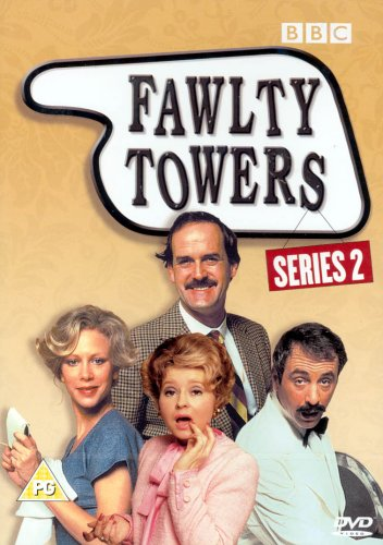 Fawlty Towers – Series 2 [1979] [DVD] [1975]