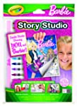 Crayola Story Studio Star Barbie