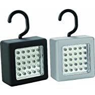 dib GS LED-0198 Smart Savers Square LED Cordless Work Light Pack of 16