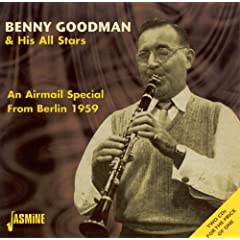 ♪An Airmail Special From Berlin 1959/Benny Goodman & His All Stars
