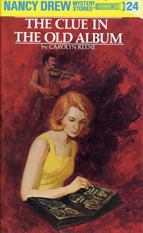 Image for The Clue in the Old Album (Nancy Drew Mystery Stories, No 24)