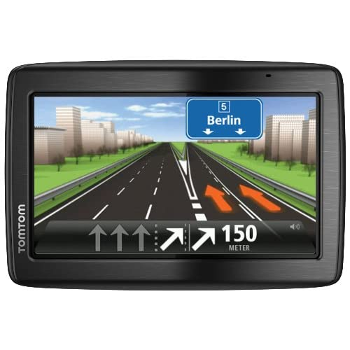 Navigation GPS TOMTOMVIA135MNOIREUROPE 45 PAYS CARTE A VIE