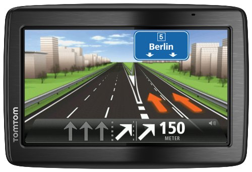 TomTom-Via-135-M-Europe-Traffic-Navigationssystem-inkl-FREE-Lifetime-Maps-13-cm-5-Zoll-Display-45-Lnder-TMC-Fahrspur-und-Parkassistent-Freisprechen-per-Bluetooth-IQ-Routes-Map-Share