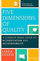 Five Dimensions of Quality Front Cover