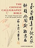 The Chinese Calligraphy Bible: Essential Illustrated Guide to Over 300 Beautiful Characters