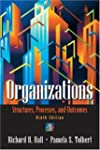 Organizations: Structures, Processes,...