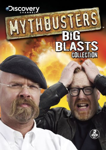 Mythbusters Big Blasts Collection DVD